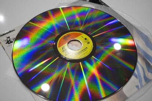 懐かしのレーザーディスク。。。...