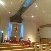 とある教会の、音響&照明設備のリニューアルのおしごと。。。
