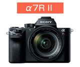 デジタル一眼カメラ α7R II