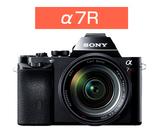 デジタル一眼カメラ α7R