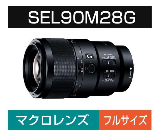 Eマウント用 SEL90M28G
