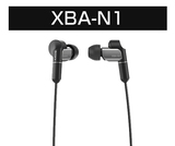 密閉型インナーイヤーレシーバー XBA-N1