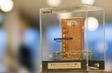 ウォークマンWM1Zの、無酸素銅筐体サンプル、展示はじめました。。。