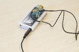 コールに、ウォークマンZX300がやってきた!(モックアップだけどねぇ^^;)その作り方・・・。