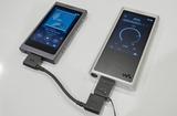 USB DAC付きウォークマンZX300とA40に、ウォークマンをスッキリと接続する。WMポートうんちくも。