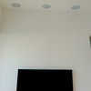 天井が高い、開放感のあるリビングに、ホームシアター!