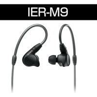ステレオヘッドホン IER-M9