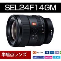 Eマウント用 SEL24F14GM