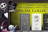 ソニーストアオリジナル、期間台数限定「ウォークマンNW-A50&S310 Tim Burton's The Nightmare Before Christmas Special Collection予約販売開始!