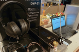 超弩級DAP「DMP-Z1」開梱しながら、試聴会告知。。。
