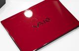 VAIO SX14|RED EDITIONが、やってきた。<開梱して外観眺める編>
